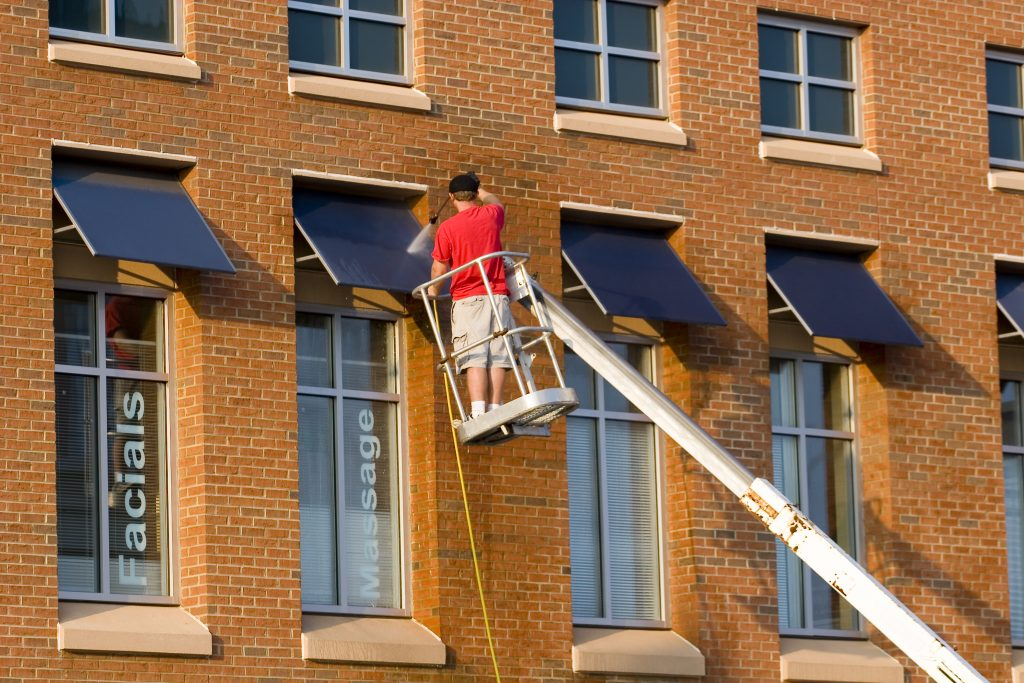 Commercial Awning Cleaning Services Flower Mound, TX