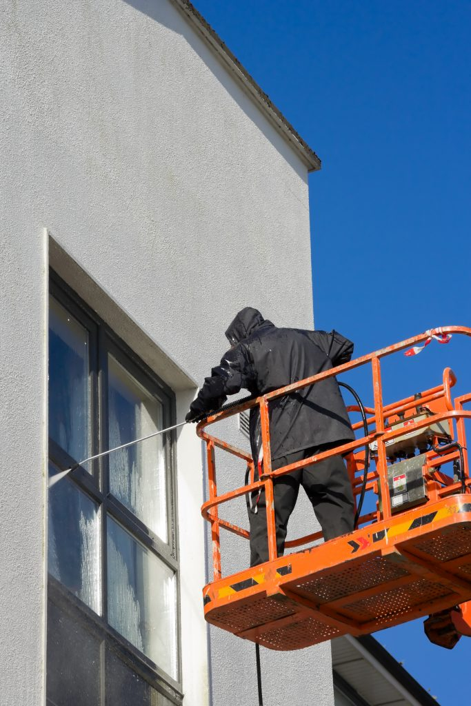 Flower Mound Commercial Window Cleaning