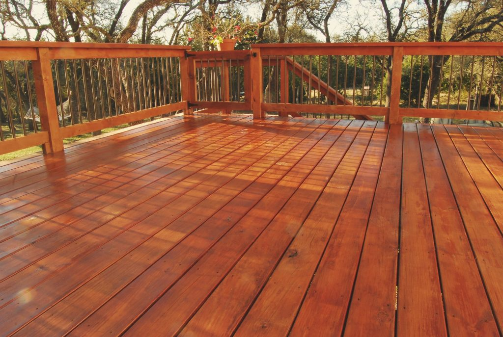 deck pressure washing services